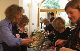 Italian and Cooking classes in Venice