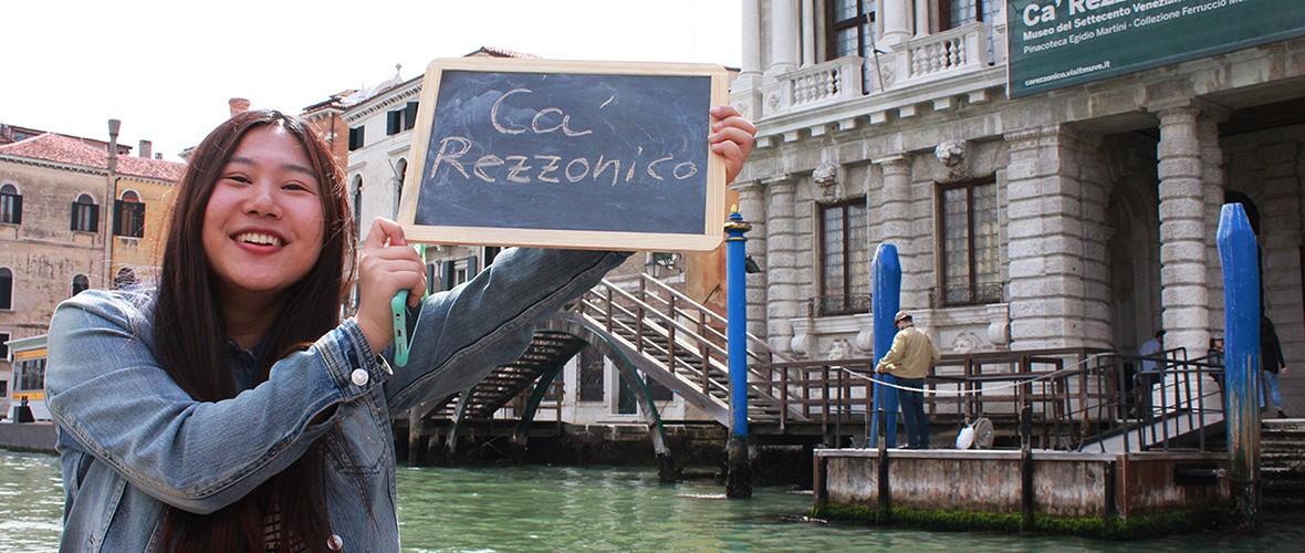 Biennale d'arte in Venice